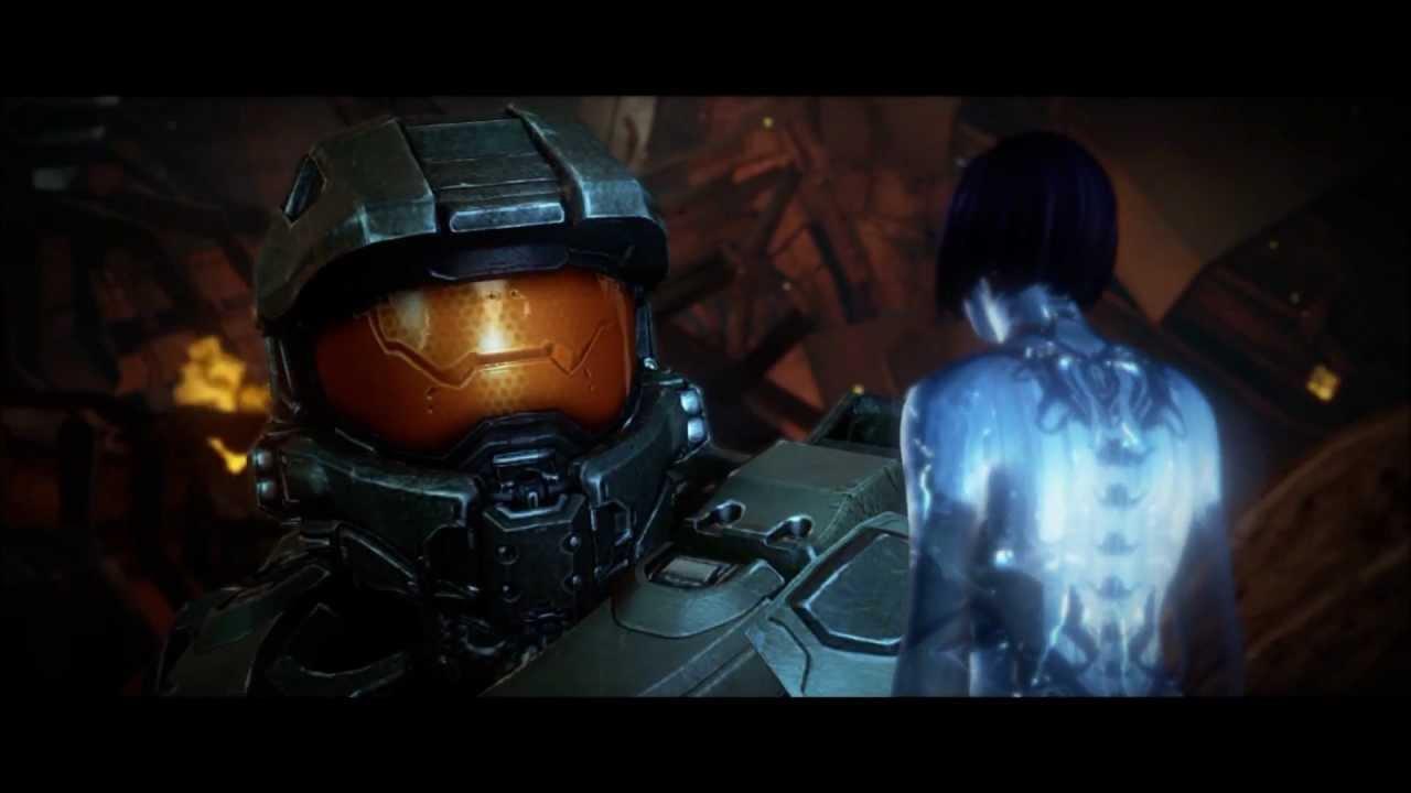 Cortana and Chief