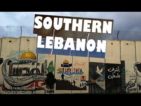 SOUTH Lebanon Vlog - (& How to Get the PERMIT?)