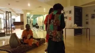Joubone jogini radha binodini, Subhomoy Das Baul, Leela palace bangalore