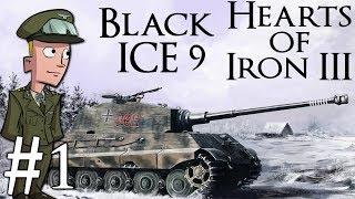 Hearts of Iron 3 | Black ICE 9 | Germany Livestream  | Part 1