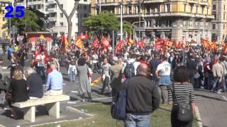 Sciopero Generale Nazionale - Sindacato Indipendente : Comizio Roma 18 ottobre 2013