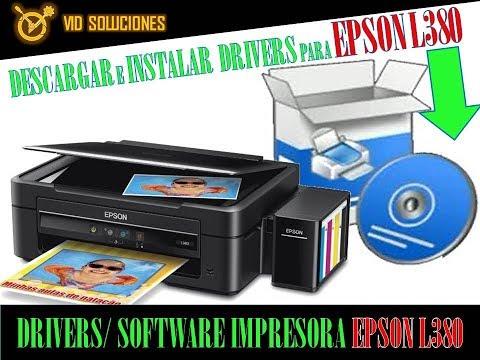 impresora-epson-l380!-como-descargar-e-instalar-drivers/software