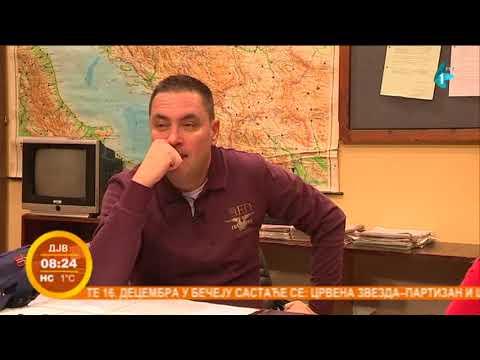 """Dimitrije Banjac, gost emisije """"pitanje za razmišljanje"""""""