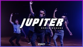 Chris Banaga Choreography | Jupiter - Gallant Dance | STEEZY.CO