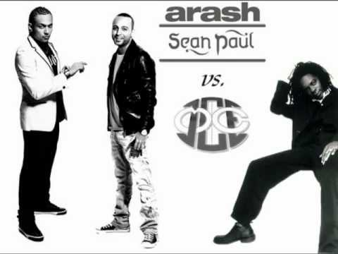 Arash feat. Sean Paul vs. Ice MC - She Makes Me Go (Master Flaster Retro RMX)