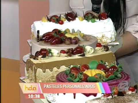 La tendencia de las de los pasteles personalizados