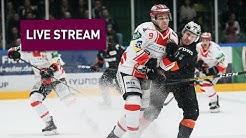 Eishockey: das Winter-Derby live | Bad Nauheim – Löwen Frankfurt