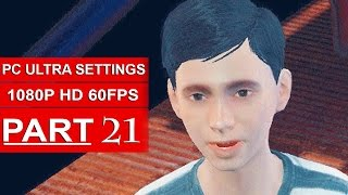 Fallout 4 Gameplay Walkthrough Part 21 [1080p 60FPS PC ULTRA Settings] - No Commentary
