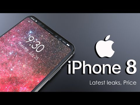iPhone 8 Design Finalized by  Latest Leaks Pricing Details Revealed Everything you need to know