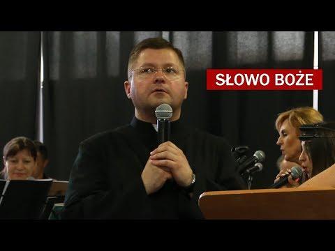 Forum Charyzmatyczne Szczecin 2018 - Kazanie 2 - ks. Piotr Skiba