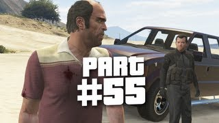 Grand Theft Auto 5 Gameplay Walkthrough Part 55 - Derailed (GTA 5)