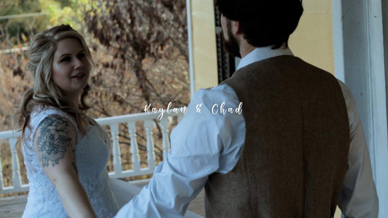 Kaylan & Chad Wedding Highlight Teaser | Harmony, North Carolina