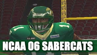 MEET THE SABERCATS - ARENA FOOTBALL ROAD TO GLORY