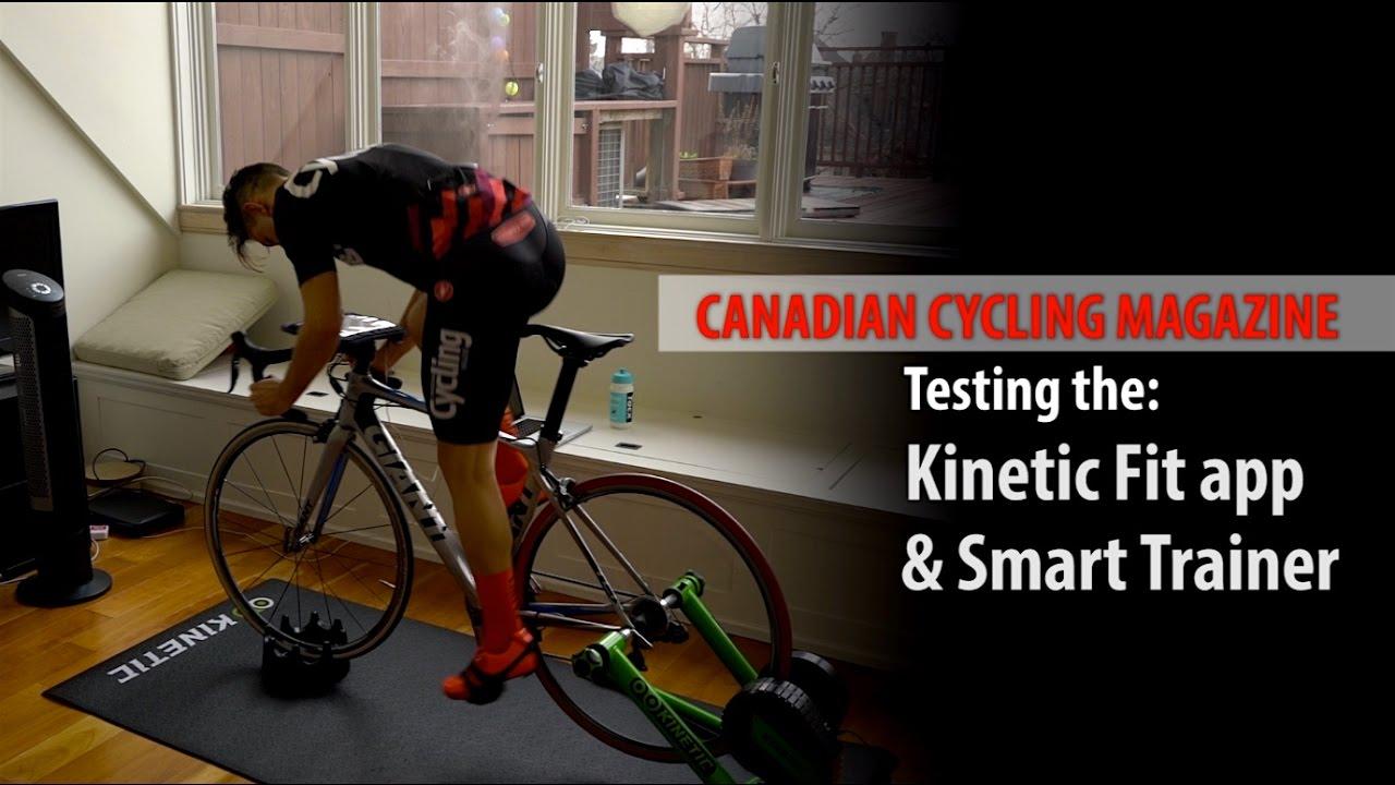 Kurt Kinetic Rock and Roll Smart Control Bike Bicycle Trainer