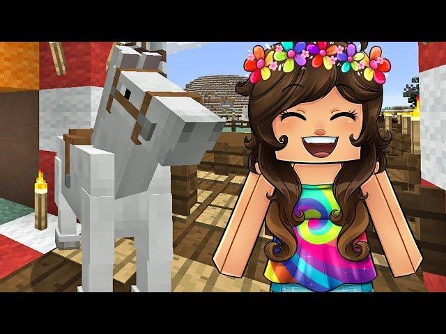 Teleporting Horses in Minecraft?! | Molecraft Updates - Holiday Village? + Creative World!