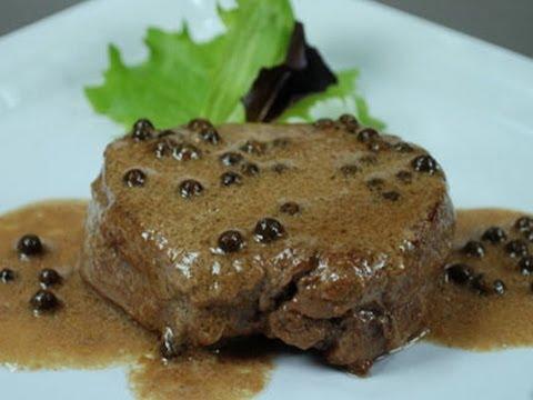 filetto al pepe verde - youtube - Come Cucinare Filetto