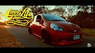 HONDA FIT GD3 | LIVING LOW LIFE | FSTH