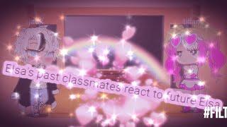 (part-4) Elsa's past classmates react to future Elsa (Elsa vs Snow White)