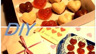 DIY: Сладкие подарки на Новый год своими руками | VeneraDIY(Всем привет! Сегодня будем делать сладкие подарки для любимых на день влюбленных и на 8 марта! Мой канал:..., 2015-01-26T04:29:17.000Z)