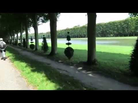 Versailles: Blue Bike Tour- July 26, 2014