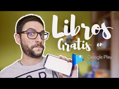 GOOGLE PLAY BOOKS | LEER LIBROS GRATIS | ANDROID | Alohapps