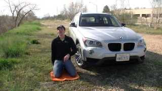 Real Videos: 2013 BMW X1 - Small, Capable and Expensive