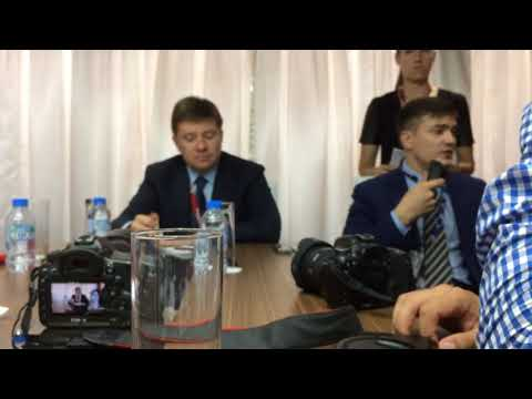 Media discussion with Andrey Boginsky, CEO Russian Helicopters Part 3