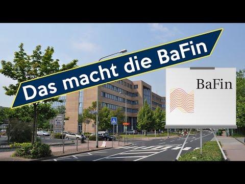 Wofür ist die BaFin zuständig? - Einfach erklärt | Finanzlexikon #6