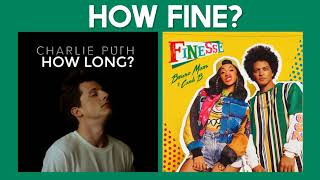 Baixar How Long? vs. Finesse (MASHUP) Charlie Puth & Bruno Mars