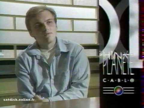 Planète - 1994 - bande annonce + fermeture antenne (closing)  www.canalsat.fr
