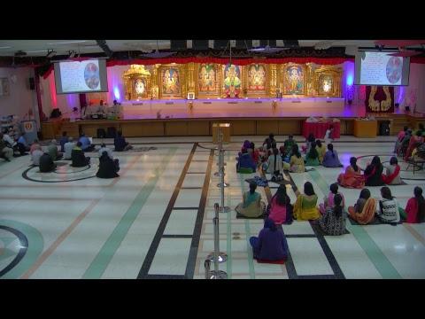 Sunday Shabha Shri Swaminarayan Temple Wheeling 05/13/2018