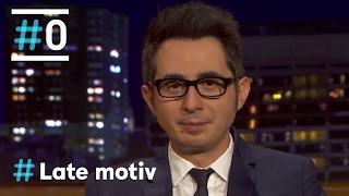 Late Motiv: Berto Romero: Historias de amor y heces #LateMotiv187 | #0