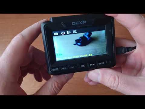 Обзор видеорегистратора + радар-детектор DEXP RD-Security