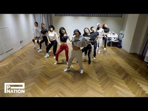 Jessi (제시) – 'Who Dat B' Dance Practice