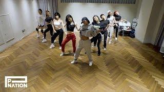 Jessi (제시) - 'Who Dat B' Dance Practice
