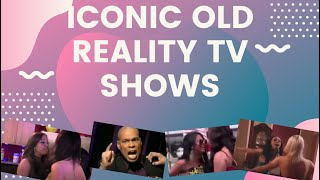 ICONIC OLD REALITY TV FIGHTS! ☠