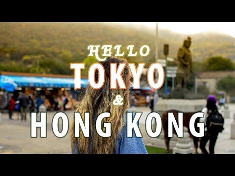 Our Tokyo & Hong Kong TRIP