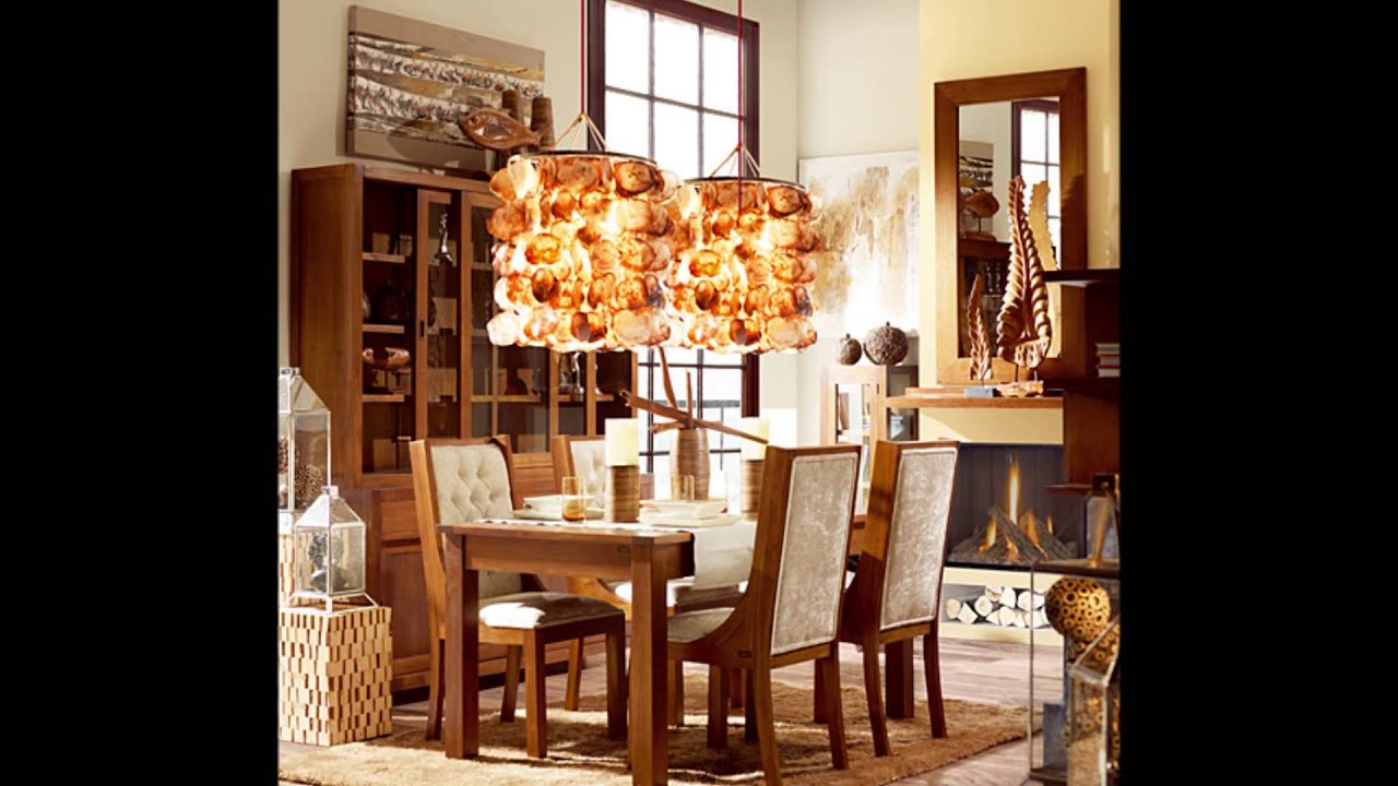 Decora con muebles coloniales de la colecci n star youtube - Muebles coloniales ...