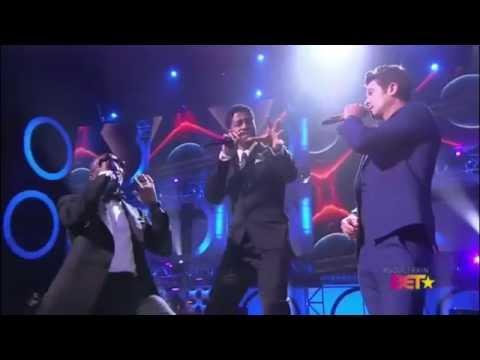 Robin Thicke, Eric Benét, Joe:  Reasons (Earth, Wind & Fire Tribute)