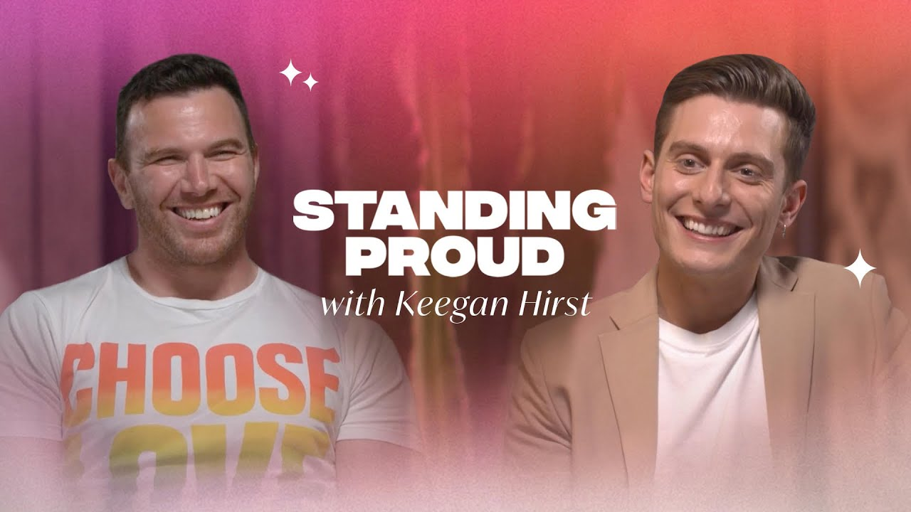 Rugby star Keegan Hirst on coming out as gay
