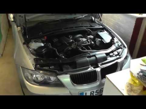 BMW E90 Inlet Intake Camshaft Sensor Remove & Replace E91 E92 E93 (2006-2011)