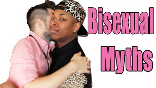 Bisexual Myths w/ Tre Melvin