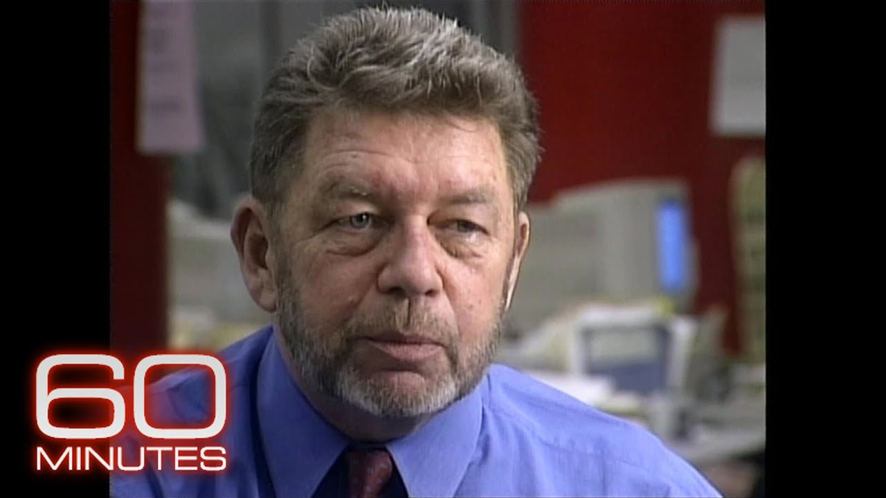 60 Minutes Archive: Pete Hamill on New York City, in 1997