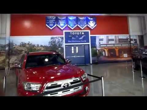 Toyota Plant Tour San Antonio, Texas