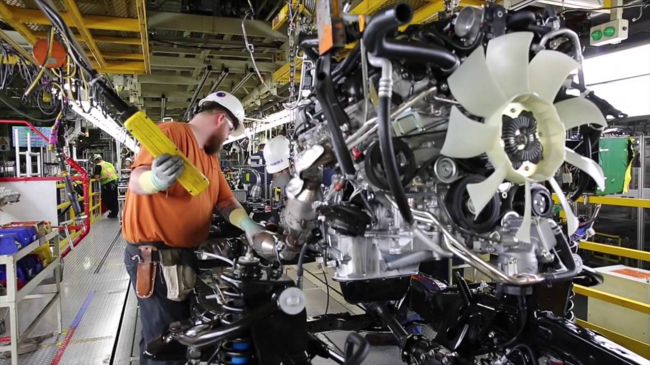 Toyota Plant Tour San Antonio Texas Youtube