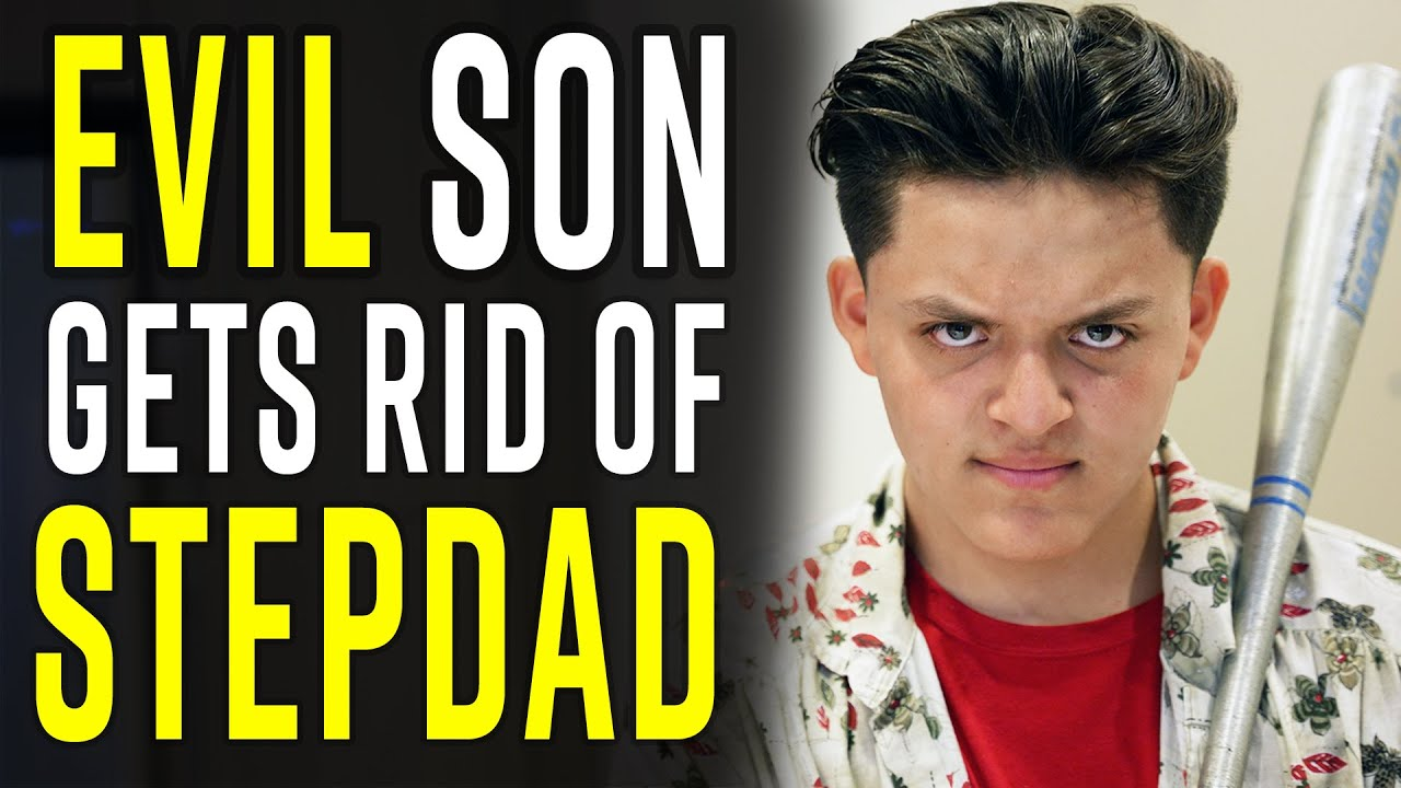 Download EVIL SON Gets Rid of STEPDAD - YOU WON'T BELIEVE How this Ends!!!!