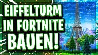 🗼🤯5.000$ CHALLENGE! | Welches Team baut den besten Eiffelturm?! | Fall Skirmish Week 3!