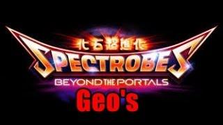 Spectrobes: Beyond The Portals: All Geo Cinematics