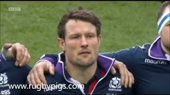 """Scotland Rugby team sing """"Flower of Scotland"""". Amazingly & emotional  moment-Must Watch"""