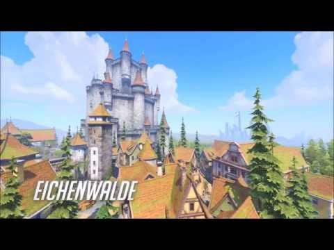 Overwatch - Eichenwalde Trailer Theme...